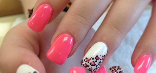 Pink-Nail-Art-Designs-1